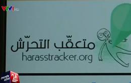 Phụ nữ Lebanon thiết kế trang mạng chống quấy rối tình dục