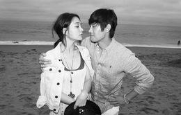 Lee Min Jung ngượng ngùng khi được chồng cảm ơn trước mặt mọi người