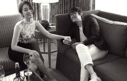 Lee Min Jung bất ngờ khoe ảnh Lee Byung Hun thuở nhỏ
