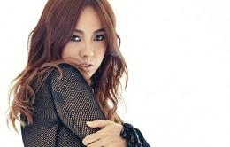 Lee Hyori trở lại với nhà sản xuất đã tạo hit 10 Minutes