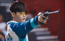 Ngây ngất với gương mặt cực ngầu của Lee Jong Suk