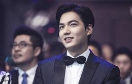 """Lee Min Ho giành giải """"Người tiên phong của điện ảnh châu Á"""""""