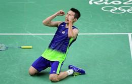 Xuất sắc ngược dòng trước Lin Dan, Lee Chong Wei giành quyền vào chung kết