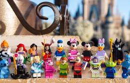Lego tung bộ sưu tập nhân vật hoạt hình Disney