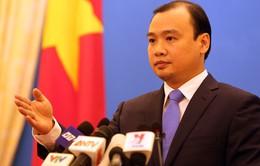 Phản đối Trung Quốc điều máy bay chiến đấu ra đảo Phú Lâm