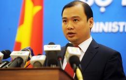 Việt Nam lên án mạnh mẽ các vụ khủng bố ở Bỉ