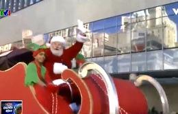 Diễu hành mừng Giáng sinh tại Vancouver, Canada