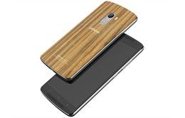 Lenovo trình làng biến thể vỏ gỗ độc đáo của K4 Note