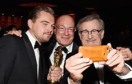 Giành tượng vàng Oscar, Leonardo DiCaprio phá vỡ kỷ lục Twitter