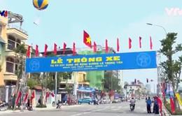 Thông xe đường Lê Trọng Tấn, Hà Nội