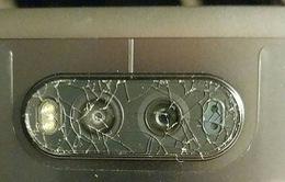 LG V20 gặp sự cố với mặt kính ở cụm camera kép
