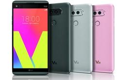 """LG V20 chính thức ra mắt: Android 7.0, 2 màn hình, 4 camera, pin """"khủng"""""""