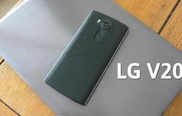 LG V20 quả 'bom tấn' cho trải nghiệm âm thanh đỉnh nhất?
