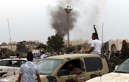 Pháp lo ngại khủng hoảng ở Libya
