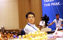 Lê Quang Liêm vào top 20 thế giới