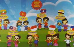 Gala Liên hoan thiếu nhi ASEAN - Đại tiệc Tết thiếu nhi trên VTV
