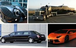 Điểm danh những chiếc Limousine đắt đỏ nhất thế giới