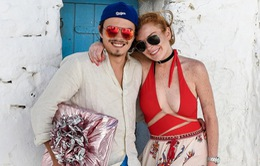 Lindsay Lohan mãn nguyện với tình yêu cùng doanh nhân người Nga