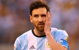"""Messi khẳng định không """"lừa đảo"""" khi tuyên bố giã từ ĐT Argentina"""