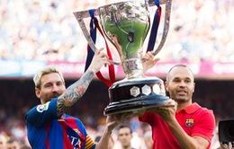 Giữ chặt Messi, Luis Enrique, Iniesta và Barca sẽ ổn