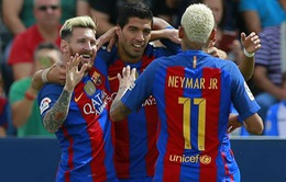 """Barca, Man City sẽ được """"phù phép"""" thế nào trong trận đại chiến tại Camp Nou?"""
