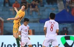 [KT] Bán kết U19 ĐNÁ 2016, U19 Việt Nam 2-5 U19 Australia: Thất bại bất ngờ!