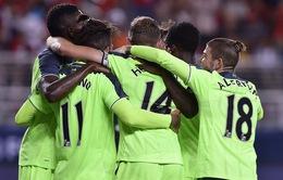 VIDEO Liverpool 2-0 AC Milan: Dàn dự bị làm lu mờ tân binh