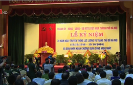 LLVT chủ động nắm chắc tình hình, bảo vệ tuyệt đối an toàn Thủ đô Hà Nội