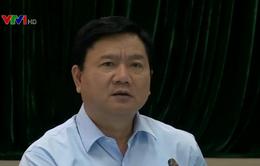 Bí thư Đinh La Thăng yêu cầu cách chức Trưởng phòng TNMT Hóc Môn