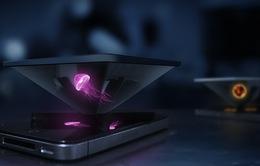 Hướng dẫn tự chế công cụ trình chiếu ảnh 3D Hologram trên smartphone