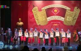 159 nghệ nhân được phong tặng danh hiệu Nghệ nhân làng nghề Việt Nam