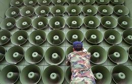 Hàn Quốc nâng mức báo động cao nhất ở khu vực tiền tiêu