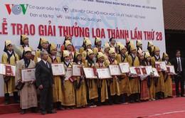 58 đồ án của sinh viên xây dựng, kiến trúc nhận giải thưởng Loa Thành