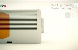 Hệ thống lọc nước và phát điện năng lượng mặt trời