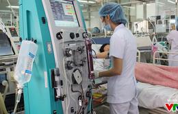 Kỹ thuật lọc máu liên tục cứu sống nhiều bệnh nhân mắc bệnh nguy hiểm