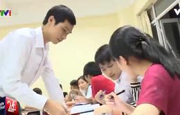 Thăm các lớp học nghĩa tình của những người thầy đặc biệt