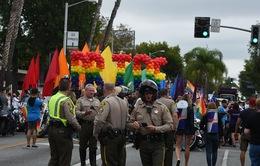 Mỹ thắt chặt an ninh trong tháng lễ của cộng đồng người đồng tính