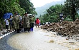 Lũ quét gây thiệt hại nghiêm trọng tại tỉnh Lào Cai