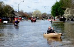 Tổng thống Obama ban bố tình trạng thảm họa tại bang Louisiana (Mỹ)
