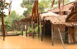 Mưa lũ tại miền Trung gây ngập lụt trên diện rộng