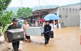 Thủ tướng yêu cầu tập trung ứng phó, khắc phục hậu quả mưa lũ