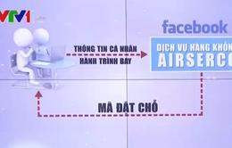 Cảnh giác với hình thức lừa đảo bán vé máy bay giả qua Facebook tại Nhật