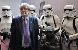 George Lucas: Tôi đã quá già để làm Star Wars
