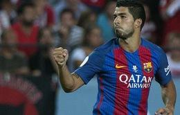 Suarez cảnh báo Barcelona: Siêu cúp TBN vẫn chưa nằm trong tay!