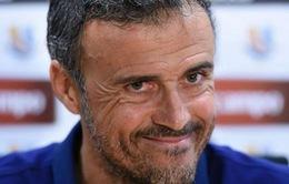 Luis Enrique đã chọn được người kế vị tại Barca
