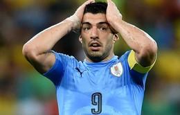 """NHM lo Suarez lại """"giở trò mèo"""" ở FIFA World Cup™ 2018"""