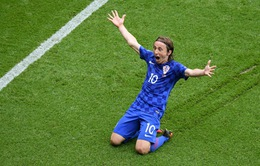 EURO 2016, Thổ Nhĩ Kỳ 0-1 Croatia: Modric giúp Croatia giành trọn 3 điểm