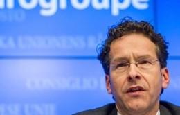 Eurogroup xem xét giải ngân gói cứu trợ thứ ba cho Hy Lạp