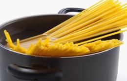 Giảm nguy cơ béo phì với mỳ Ý làm từ lúa mạch