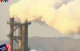 Lượng khí thải CO2 đang ở mức nghiêm trọng nhất